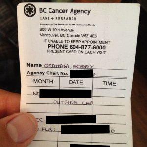 Cancer Lab-Bob