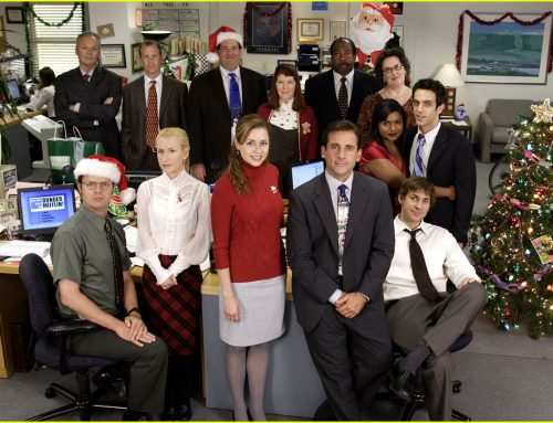 The Office Christmas Party Guide, Part 3 – Airwaves Music –