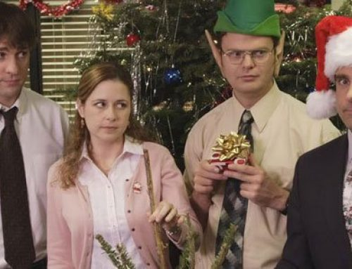The Office Christmas Party Guide, Part 4