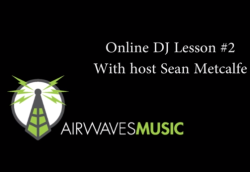 AirwavesWeddingDJ_Lesson2