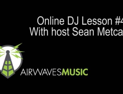 Learn To DJ, Lesson 4 – Airwaves Kamloops –