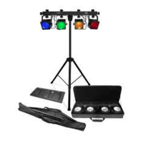 Chauvet Lights on a Stand-Airwaves