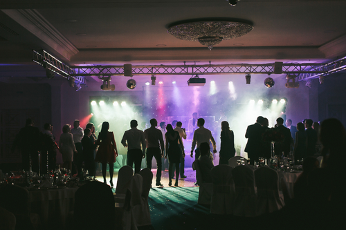Tips for Setting up Your Wedding Venue for Your Wedding DJ