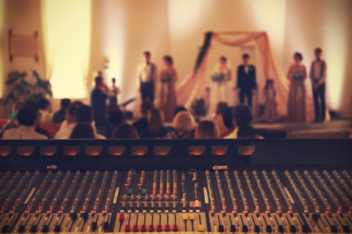 Finding the Right Wedding DJ for Your Wedding Reception