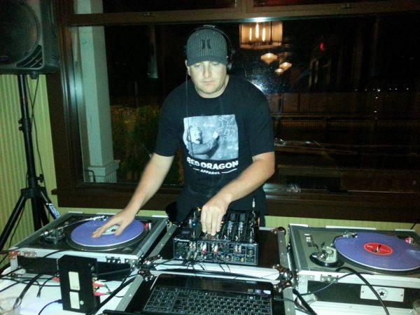 Kelowna DJ DJ Pat Galley